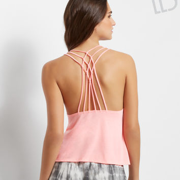 LLD Salt Water Knotted-Back Tank