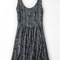 AEO Women's Don't Ask Why Fit & Flare Dress