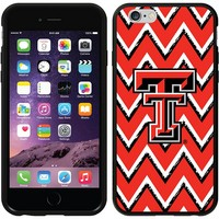 Coveroo, Inc. Texas Tech Red Raiders Sketchy Chevron iPhone 6 Switchback Snap-On Case