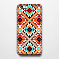 Navajo Seamless Geometric iPhone 6 Plus 6 5S 5C 5 4 Protective Case #115