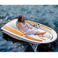 The One-Person Electric Watercraft.