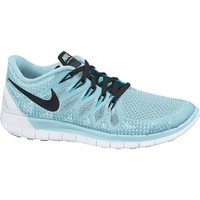 Nike Women's Free 5.0 Running Shoe - Ice Cube Blue/Clearwater | DICK'S Sporting Goods