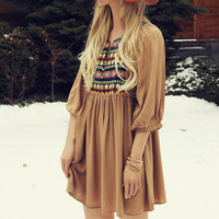Winter Sands Dress