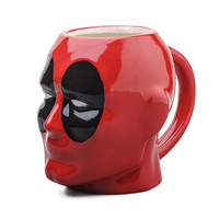 DeadPool 3D 16oz Mug