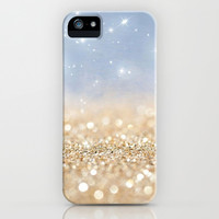 Glitter Me iPhone & iPod Case by Pink Berry Pattern