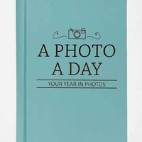 Photo a Day Photo Album- Assorted One
