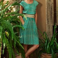 Evaline Dress by Maeve Green Motif