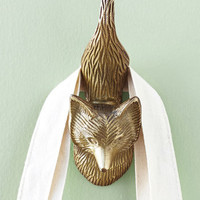 ModCloth Woodland Creature Tell a Tall Tail Wall Hook