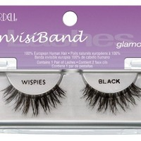 Ardell InvisiBands Lashes Glamour - Wispies Black 240435