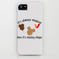 Disney Food iPhone & iPod Case by Madeline