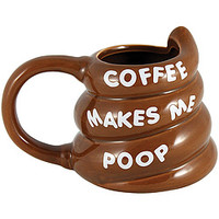 Coffee Poop Mug - Home & Garden - Useful Things - Categories - Things You Never Knew Existed