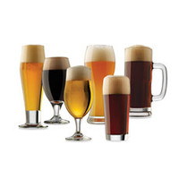 Craft Brew Beer Glasses