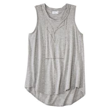 3.1 Phillip Lim for Target® Sparkle Tank -Grey