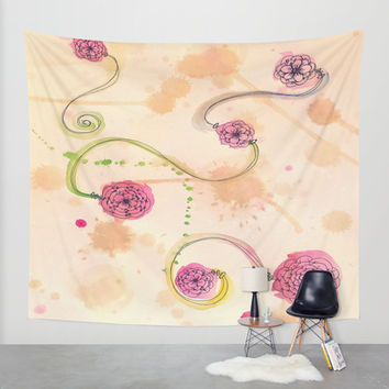 Petite Wall Tapestry by DuckyB (Brandi)