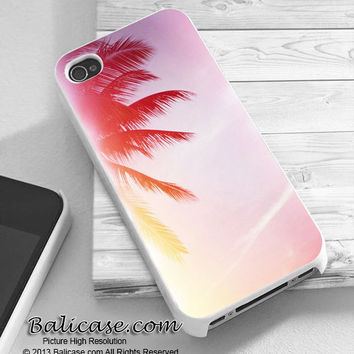 palm tree pink iphone 4/4s/5/5c/5s case, palm tree pink samsung galaxy s3/s4/s5, palm tree pink samsung galaxy s3 mini/s4 mini, palm tree pink samsung galaxy note 2/3