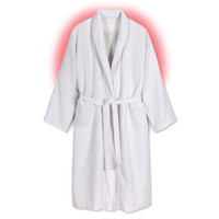 The Heated Cotton Robe