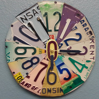 Custom Clocks - themes, colors, states of your choosing are likely all available