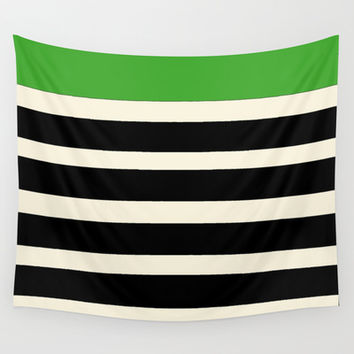 Que Fresh Wall Tapestry by Bunhugger Design