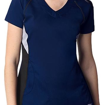 Buy Grey's Anatomy Active 2-Pocket Color Block V-Neck for $24.95