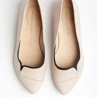 Ninna flats in Sand color