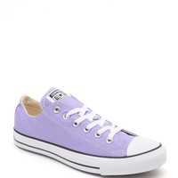 Converse Chuck Taylor All Star Lavender Sneakers - Womens Shoes - Pink -
