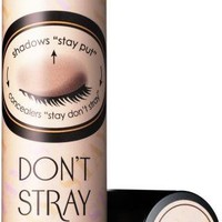 Stay Don't Stray