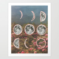 He Makes All Things New Art Print by Sarah Eisenlohr