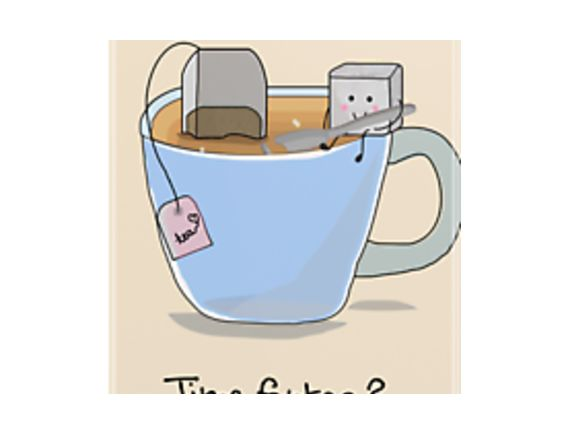 Time for tea? by Elinor Barnes