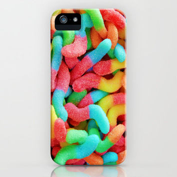 Candy is Dandy iPhone Case by Daisy Flores  | Society6