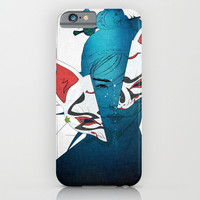 Fox Mask iPhone & iPod Case by SEVENTRAPS