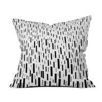 Pouring Rain Pillow Cover