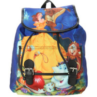 Disney Beauty And The Beast Slouch Backpack