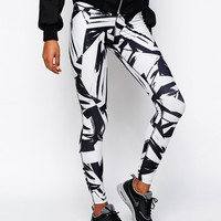Nike Big Print Leggings