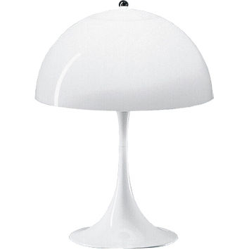 verner panton panthella table lamp