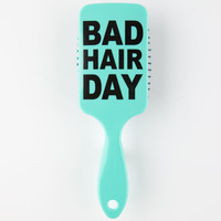 Bad Hair Day Brush Mint One Size For Women 25931852301