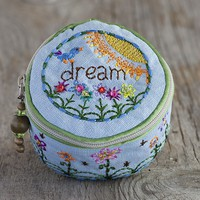 Dream  Jewelry  Round  From  Natural  Life