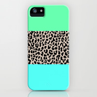 Leopard National Flag XIV iPhone & iPod Case by M Studio