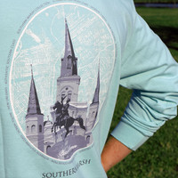 Southern Marsh Jackson Square - Long Sleeve