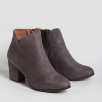 Pebble Street Ankle Boots