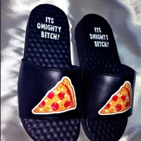SWEET LORD O'MIGHTY! PIZZA BAE SLIDES