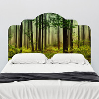 Forest Dreams Adhesive Headboard
