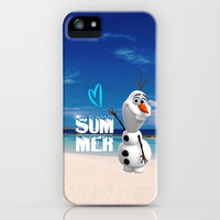 Love summer iPhone & iPod Case by Ylenia Pizzetti