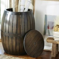 Barrel Basket