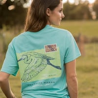 Southern Marsh Expedition Series - Heron