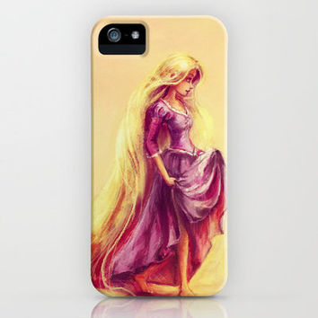 Rapunzel iPhone Case by Alice X. Zhang | Society6