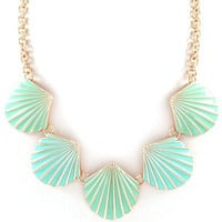 Shell By the Shore Necklace