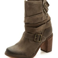 Jeffrey Campbell France Suede Boots