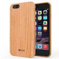 Slicoo Wooden Design Case for iPhone 6