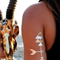 Flash Tattoos Wild Child