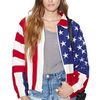 Vintage Stars & Stripes Forever Jacket